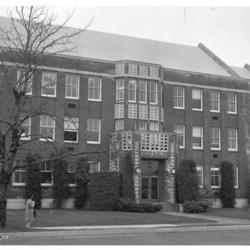 Administration Building Exterior<br /><br />