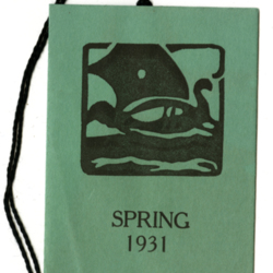 Dance Card, 1931, Spring