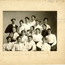 Class Portrait, circa 1903