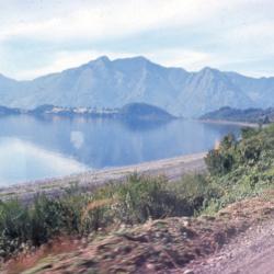 South end of Lake Caburgua
