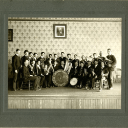 Normal Cadet Band in Monmouth, Oregon
