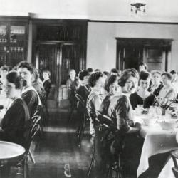 Todd Hall Dining Room<br />