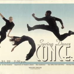 Dance Poster 1999