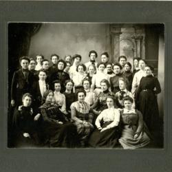 Y. W. C. A., 1898-1901