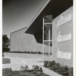 Library Building, 1951<br /><br />