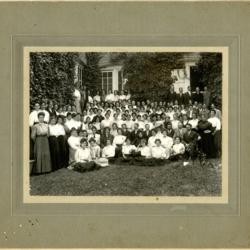Normal School Student Body, circa 1915