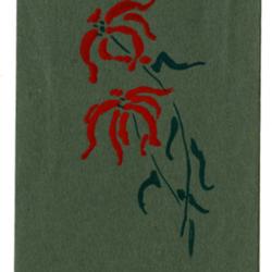 Dance Card, 1920