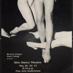 Dance Poster 1986