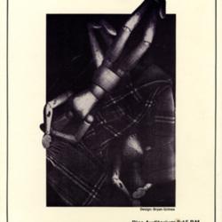 Dance Poster 1991