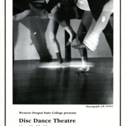 Dance Poster 1988