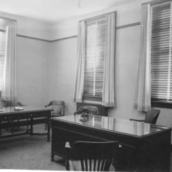 Interior of Administration Building <br /><br />