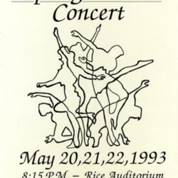 Dance Poster 1993