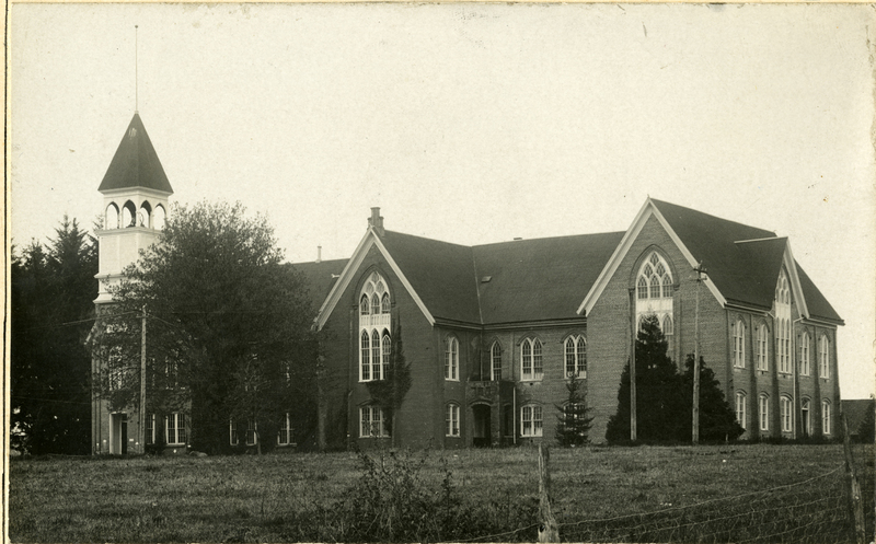 Campbell Hall, 1909<br />