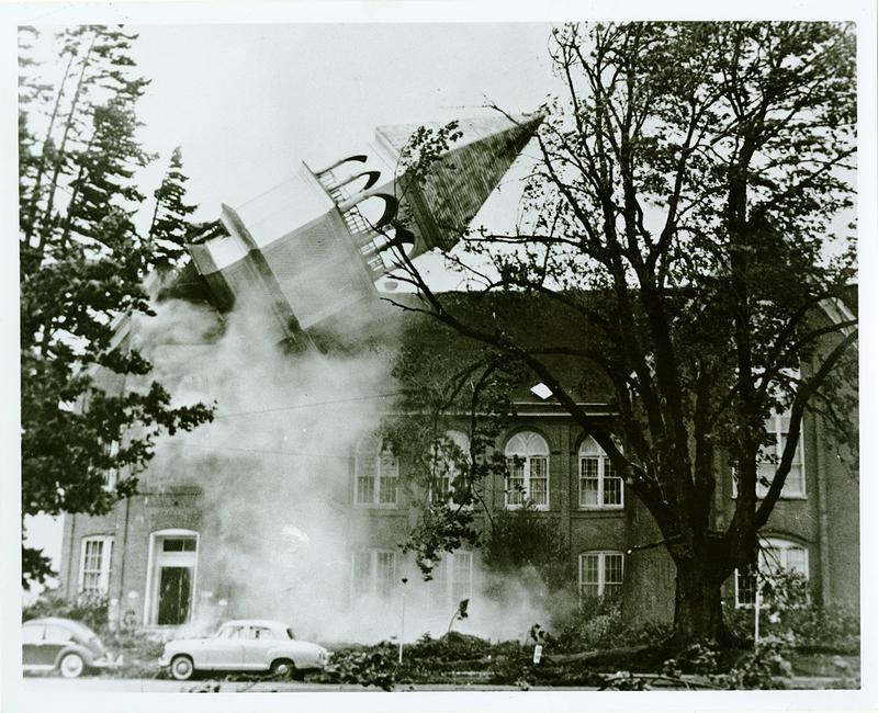 Columbus Day, October 12, 1962