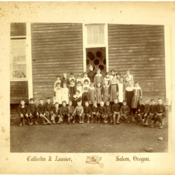 Monmouth District School Class Photograph
