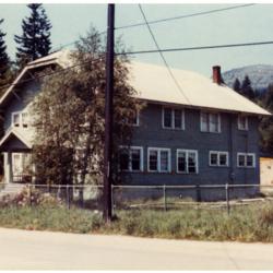 Valsetz Rural Dormatory