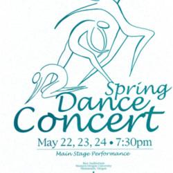 Dance Poster 1997