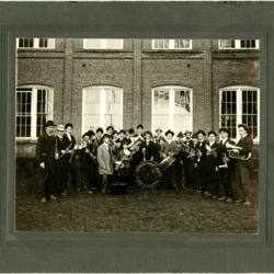 Monmouth Normal Cadet Band, 1901