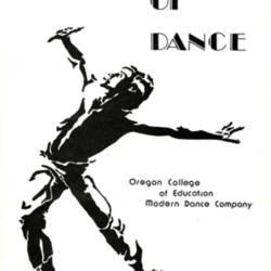 Dance Poster 1980
