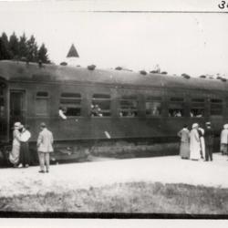 Monmoth Train Station