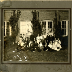 The Physics Club, circa 1909