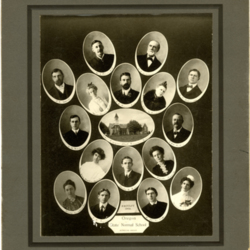 Oregon State Normal School Faculty, 1905