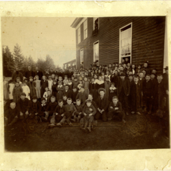 Monmouth District School Group Photograph