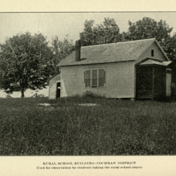 Cochran Rural School Observation Center