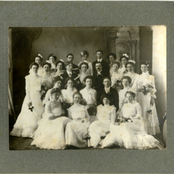 Class of 1902, Group Photo