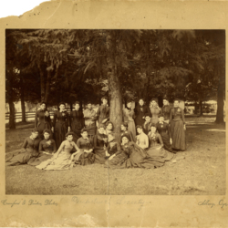 Vespertine Society,  1888