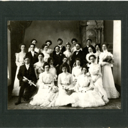 Class of 1901, Group Photo